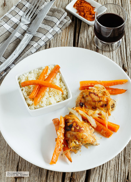 Muslitos de pollo al yogur y paprika: receta fácil