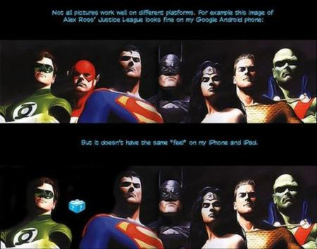 The Flash Iphone Ipad Spoof 1