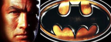 Steven Seagal pudo ser Batman en la primera película de Tim Burton