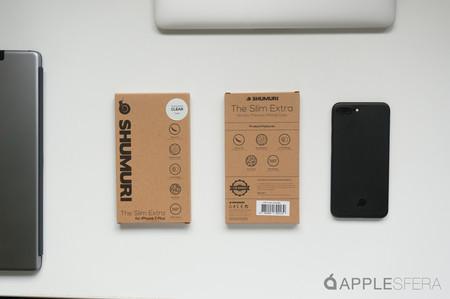 Fundas Shumuri para iPhone 7, análisis