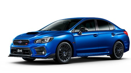 Subaru Wrx S4 Sti Sport 3
