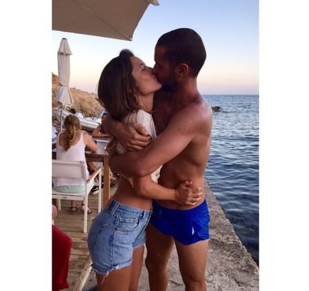 Malena Costa Y Mario Suarez
