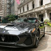Y este es el restyling ¿necesario? del Maserati GranTurismo