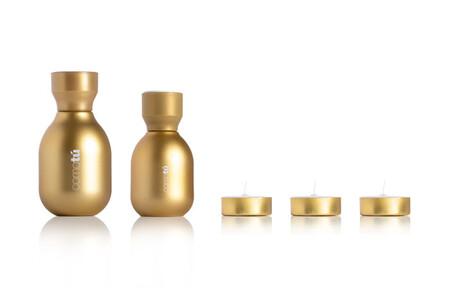 Comotu Oro Lote Perfume Mercadona Velas