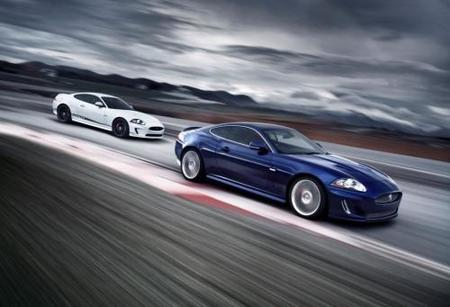 "Jaguar XKR ""Speed Pack"" y ""Black Pack"""