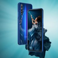 Honor 20 llega a México: este es el precio del primer smartphone con cuatro cámaras de la subsidiaria de Huawei