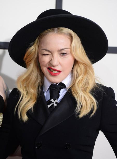 Madonna, el guiño de la reina eterna del pop en los Grammy