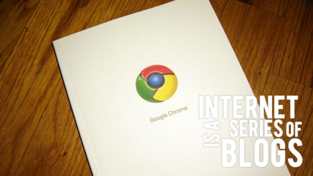 Extensiones de Chrome, BlackBerry 10, móviles y más. Internet is a series of blogs (CXCIII)