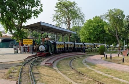 Museo Tren Nueva Delhi