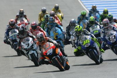 ¡Revolución a la vista en MotoGP para 2009!