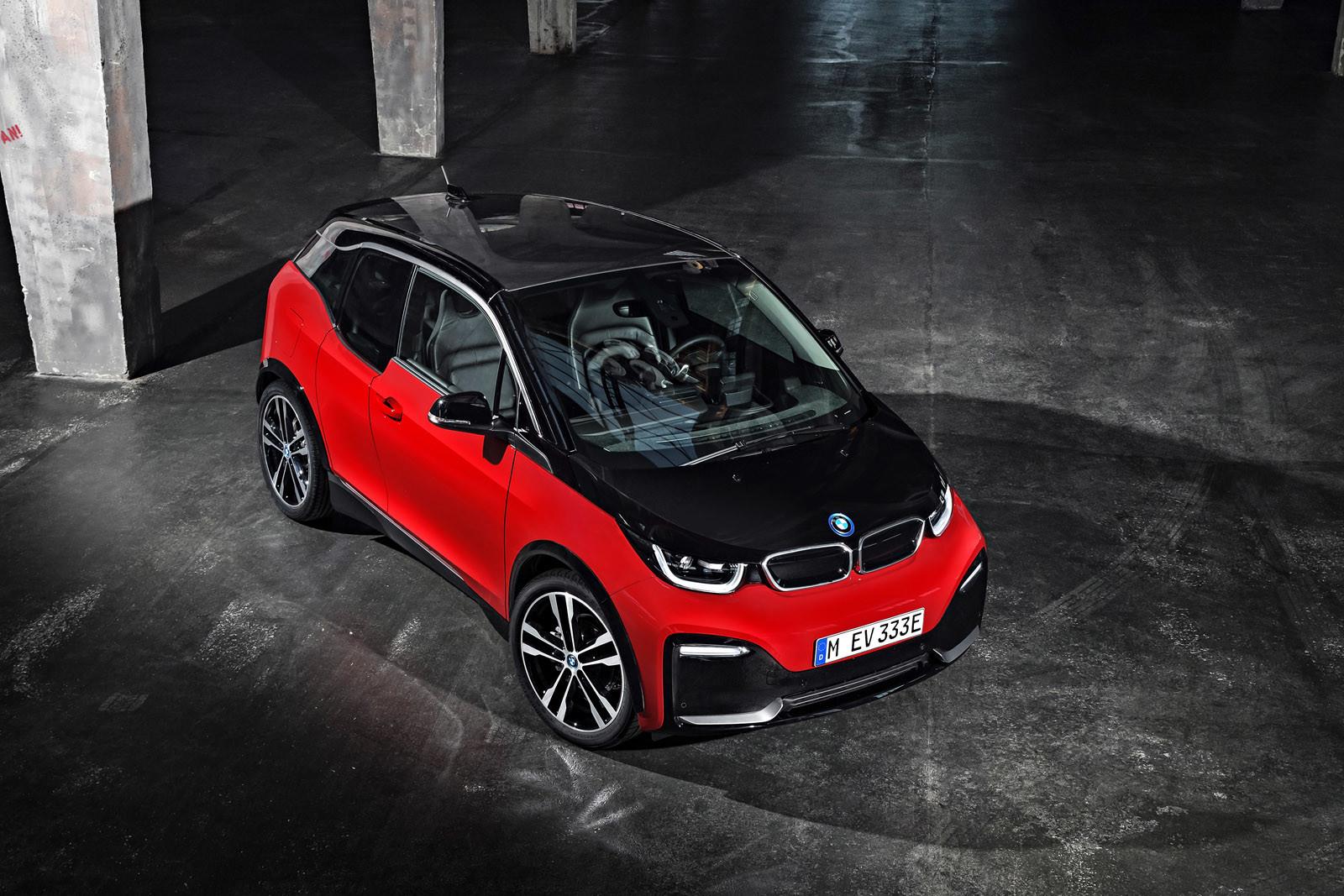 Foto de BMW i3 y i3s 2018 (107/139)