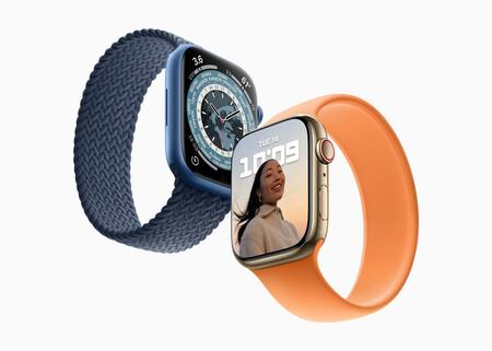 Apple Watch Series 7: confirmadas las fechas de reserva y venta del reloj inteligente más potente de Apple