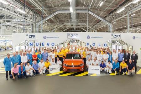 El nuevo Volkswagen Polo ya se fabrica en Landaben