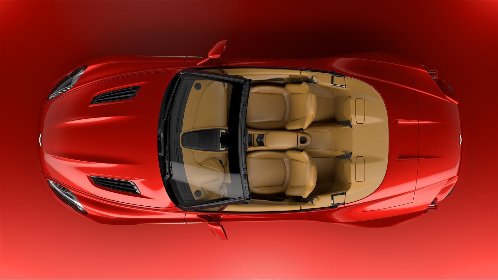 Foto de Aston Martin Vanquish Zagato Volante (3/8)