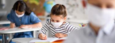 Los niños regresarán a clase el próximo curso de forma presencial, con mascarilla y en grupos burbuja