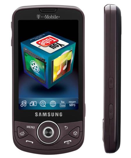 Samsung Behold II, el sengundo terminal Android de la firma coreana