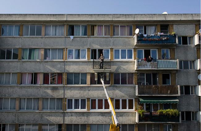 Balcón adicional - 2