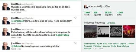 Jordi Gonzalez=maestro moral