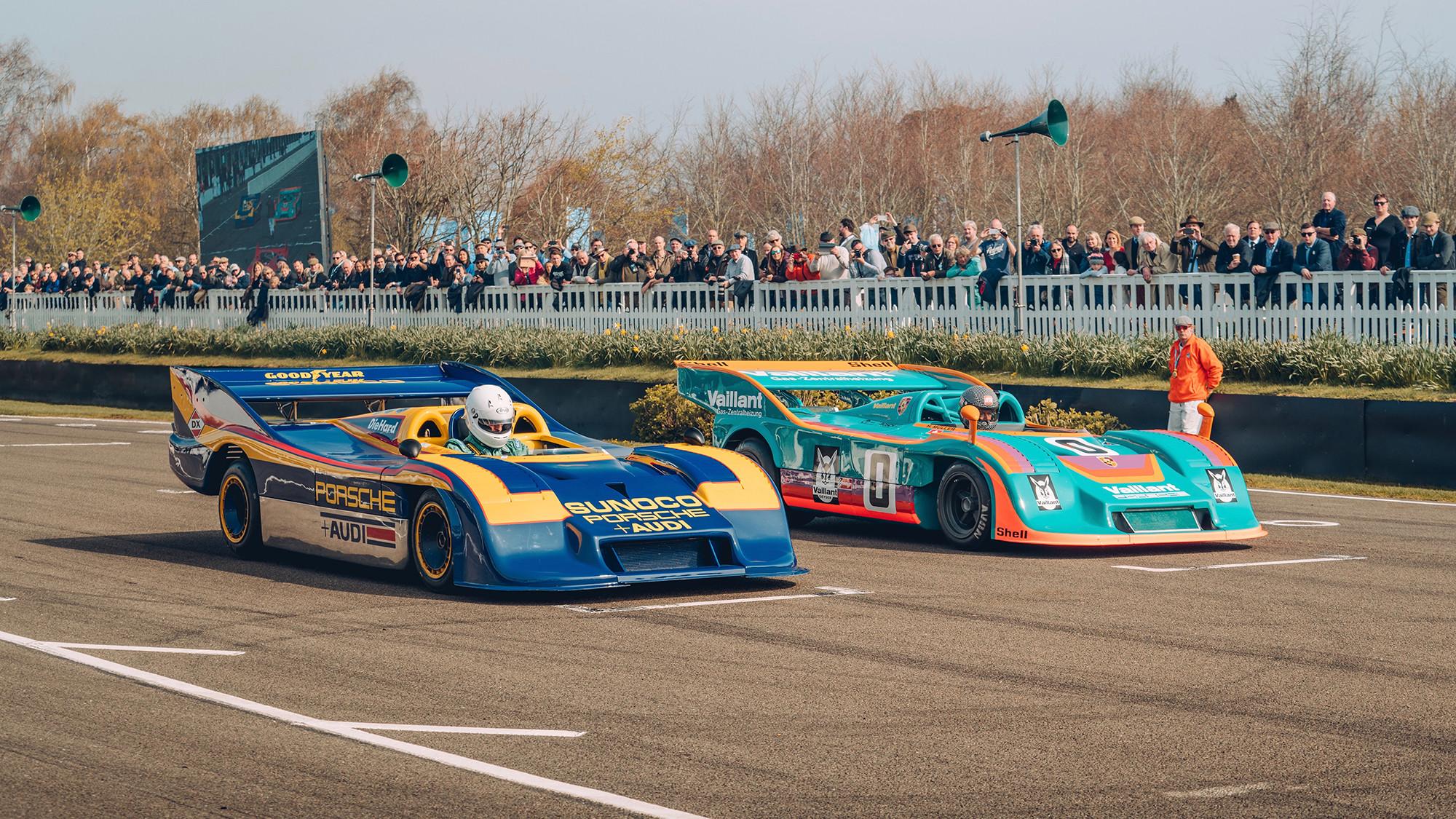 Foto de Bugatti Veyron y Porsche 917 (6/15)