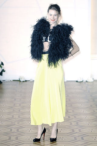 Foto de Roksanda Ilinic en la Semana de la Moda de Londres Primavera/Verano 2008 (5/9)