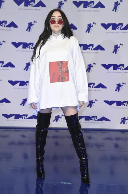 mtv vma video music awards 2017 alfombra roja red carpet noah cyrus