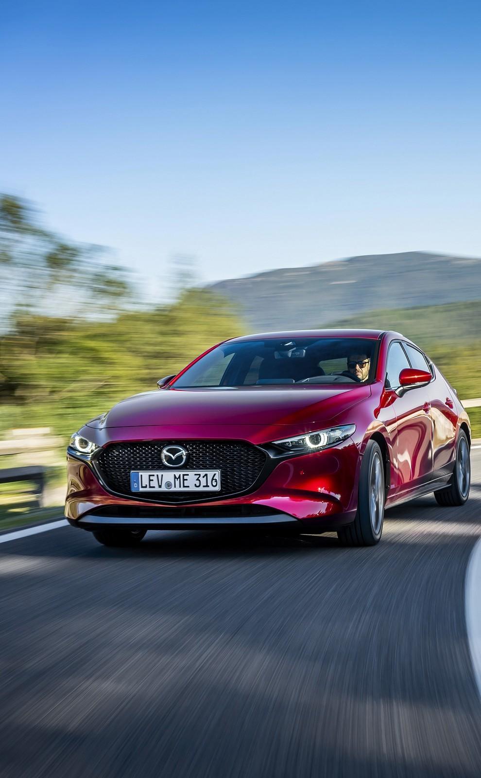 Foto de Mazda3 2019 (78/128)