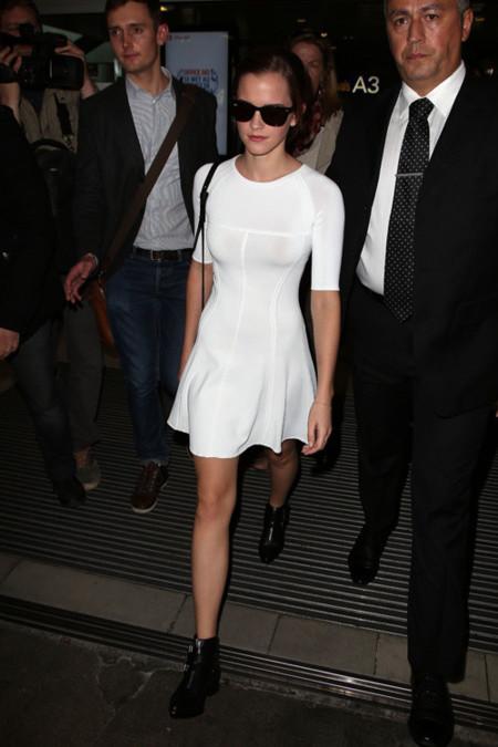 Emma Watson ALC look