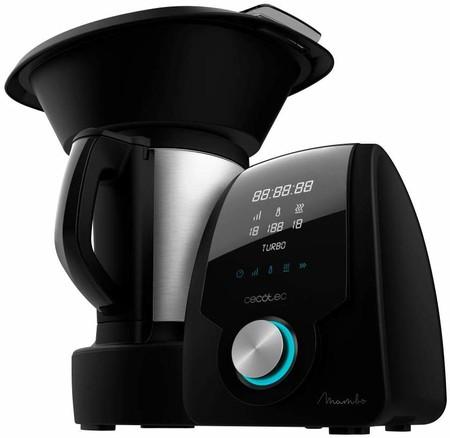 Oferta de eBay en el robot de cocina Cecotec Mambo: con el cupón PARAEBAYHOGAR se queda en 170,99 euros