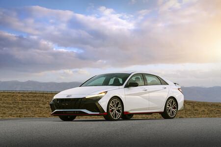 Elantra N 2022: la versión de alto rendimiento de Hyundai llegará a América con 276 hp y hasta mide tu rendimiento en pista