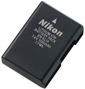 """El último firmware para Nikon D3100, D3200, D5100, D5200 y P7700 podría estar """"bloqueando"""" el uso de baterías clónicas"""