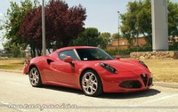 Alfa Romeo 4C, toma de contacto
