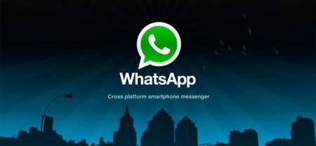 Whatsapp alcanza un nuevo récord en Nochevieja con 18.000 millones de mensajes