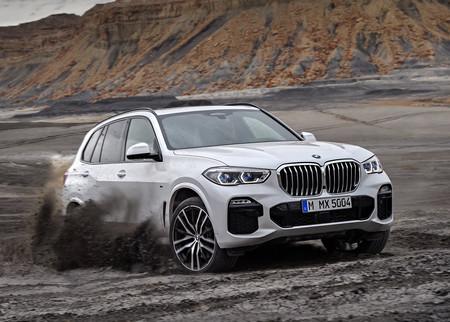 El BMW X5 2019 estalla en tecnología para hacer prácticamente todo