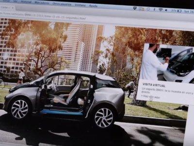 Visita virtual BMW i, porque ir al concesionario es cosa del pasado