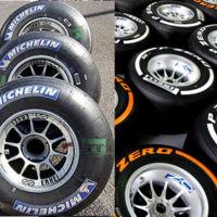 ¿Michelin o Pirelli? La Fórmula 1 busca neumáticos para 2017