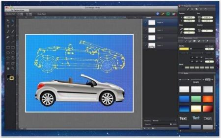 iDraw, otra aplicación de dibujo vectorial dedicada al usuario sin conocimientos