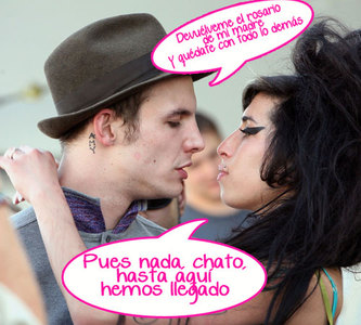 Amy Winehouse ya está divorciada