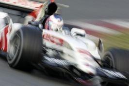 Honda completa una buena semana de tests