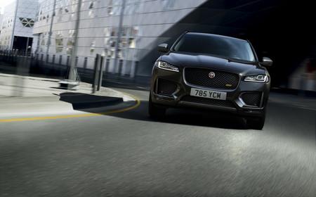 Jaguar lanza ediciones especiales para F-Pace: 300 Sport y Chequered Flag
