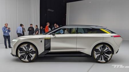 El primer SUV eléctrico de Renault podría llamarse Renault Zandar, con hasta 500 km de autonomía y plataforma CMF-EV