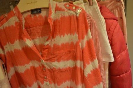 Tie-dye Mango Primavera-Verano 2012