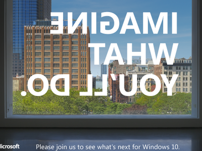 Qué esperar del evento de Microsoft de este miércoles, que estará enfocado en Windows 10
