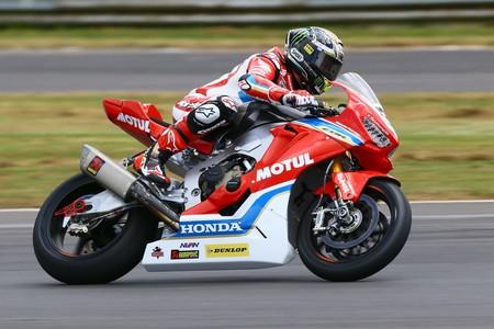 John Mcguiness Honda 2017 2
