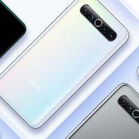 Meizu 17 y 17 Pro: la marca regresa a la primera línea con dos gama alta 5G y un anillo LED en sus cámaras