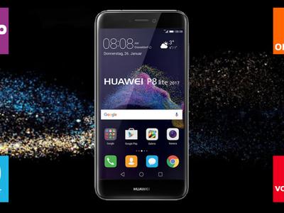 Huawei P8 Lite (2017) con pago a plazos Orange y Yoigo: comparamos precios definitivos con Movistar y Vodafone