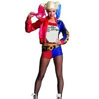 Se acerca carnaval y Amazon rebaja el disfraz Harley Quinn de Suicide Squad a 32,33 euros en la talla L