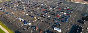 Subaru entra el libro de los Récord Guinness por la mayor concentración de autos