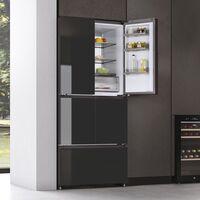 Haier nos enseña su nuevo frigorífico: gran capacidad gracias a sus cinco puertas y tecnología antibacteriana
