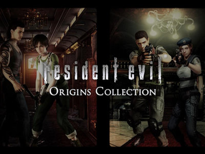 Capcom anuncia Resident Evil Origins Collection y este vendrá en formato físico