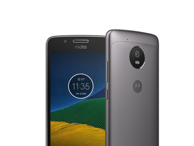 Nuevo Lenovo Moto G5 por 199 euros y envío gratis